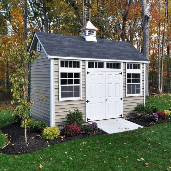 Tall Custom Sheds MA NH