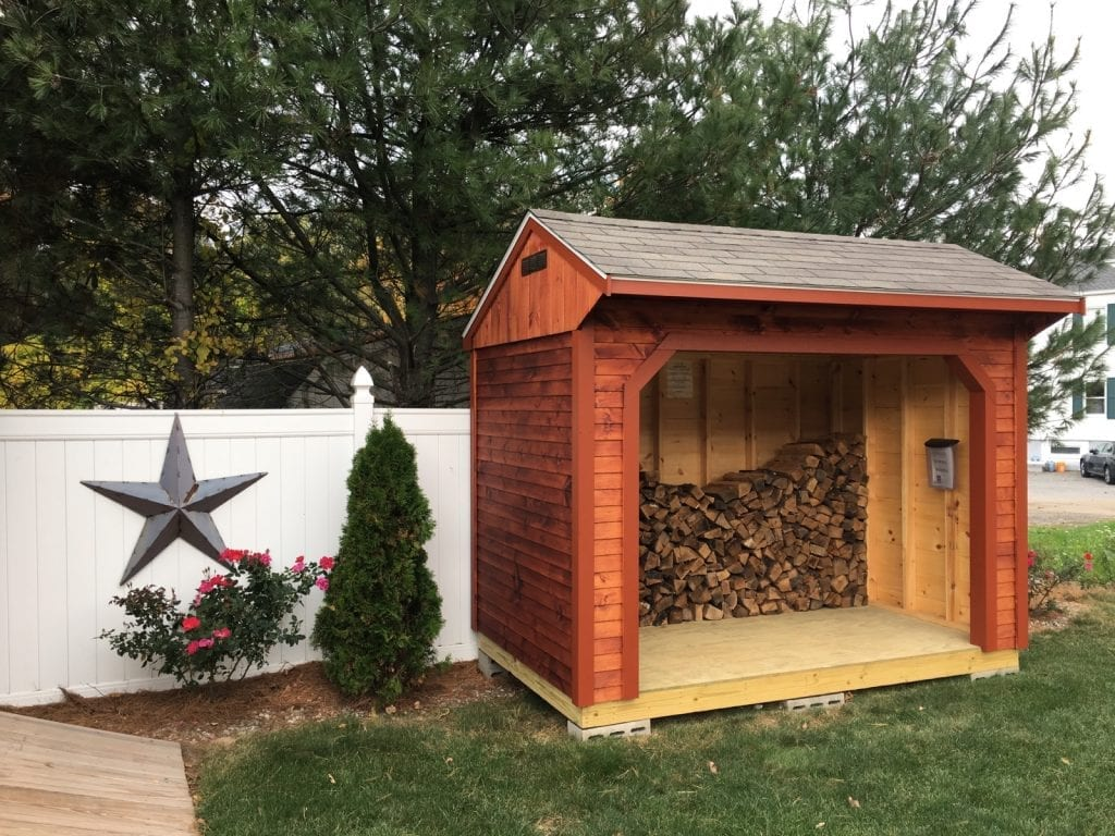 Firewood Shed Buying Guide