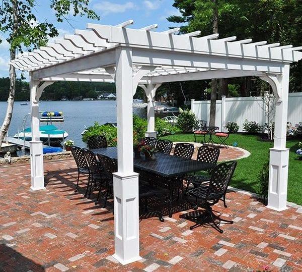 Pergolas: The Unsung Hero of Outdoor Structures
