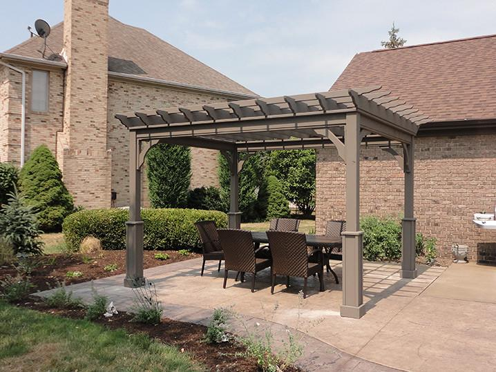 Pergolas: Enhancing Your Outdoor Space