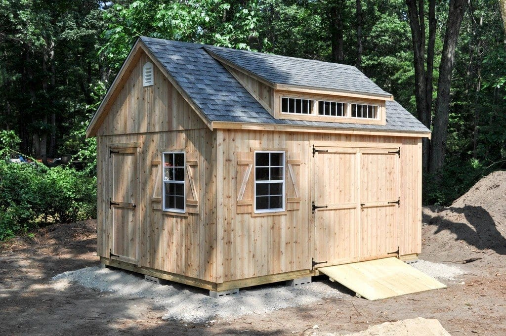 How to Prepare The Ground In Your Backyard for Shed Installation