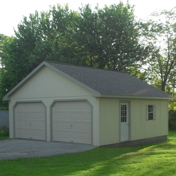 Custom Truss Series Garage Builders MA NH