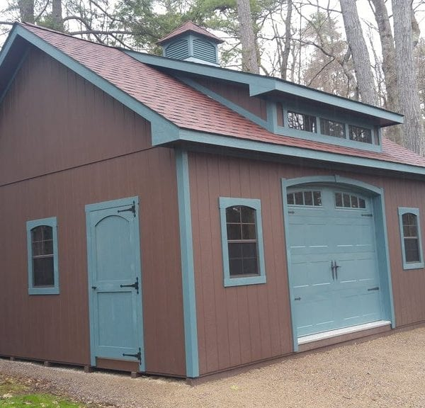 Truss Custom Garage Designs New England