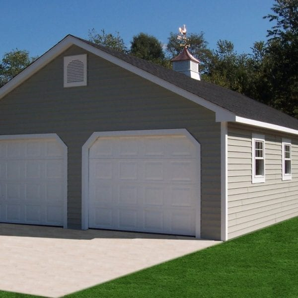 Truss Custom Prefabricated Garage Designs MA
