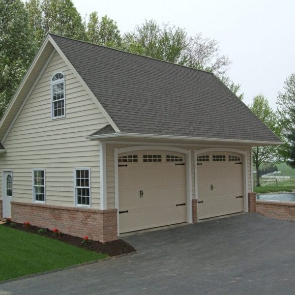 Prefabricated Custom Garage Designs MA NH