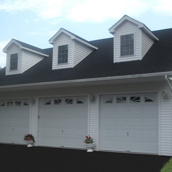 Detached Garage Builders New England