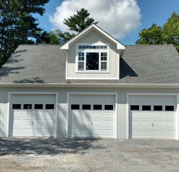 Custom Garage Builders New Me | MA NH