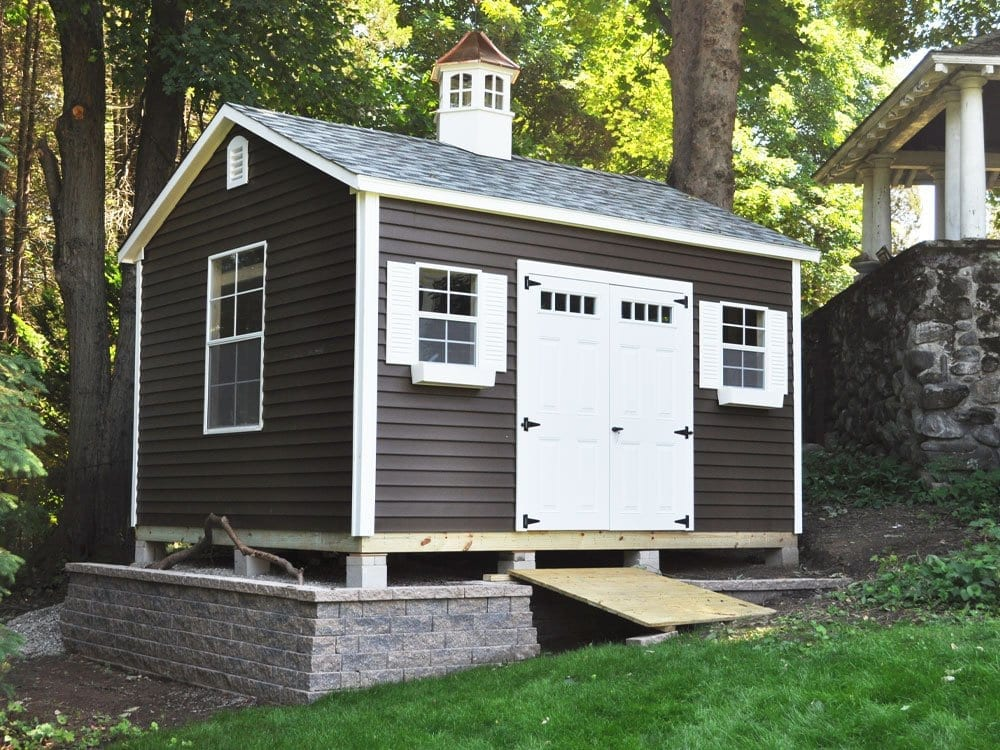 Start Thinking About a Storage Shed for Winter