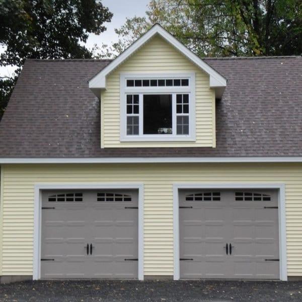 Custom Built Prefab Garages MA NH