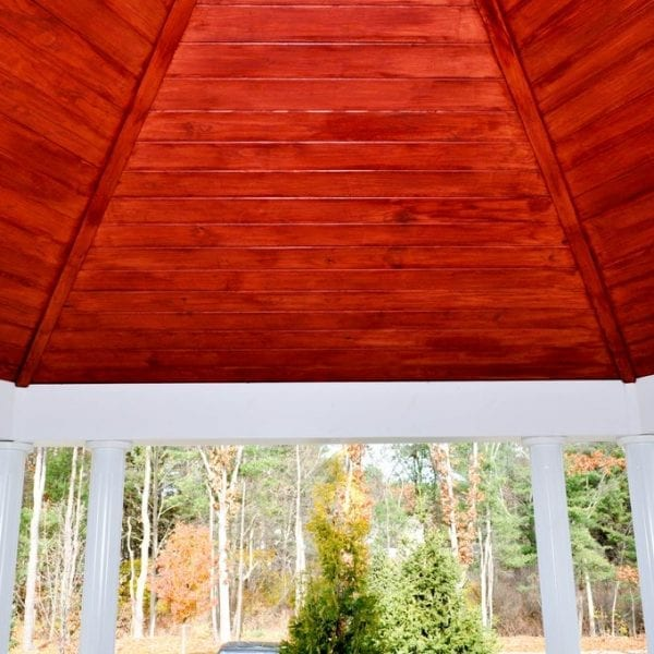 Custom T&G Roof Design MA NH