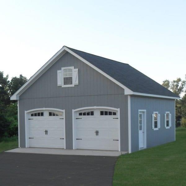 Prefabricated Garage Builder in New England
