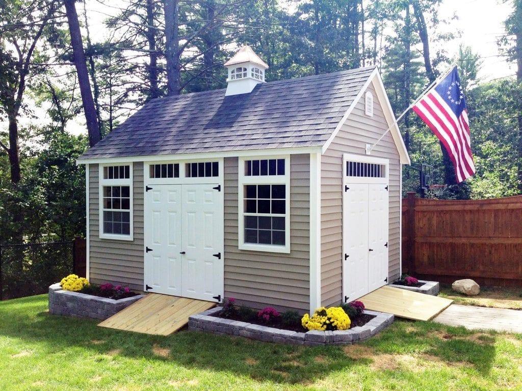 Backyard Shed Builders Mass | NH CT RI ME