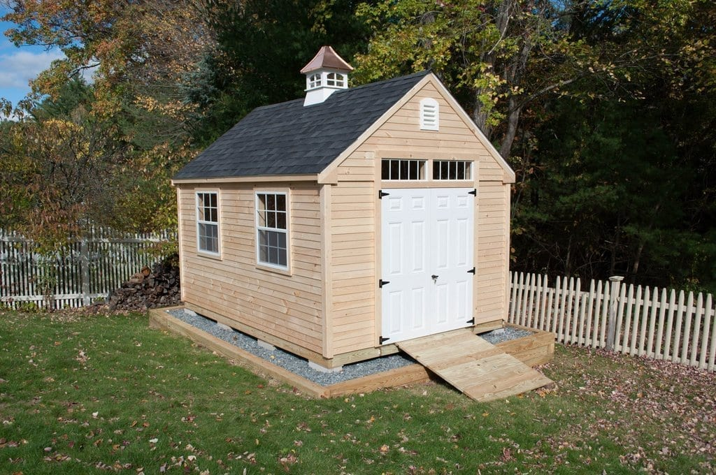 Traditional Wooden Sheds MA NH