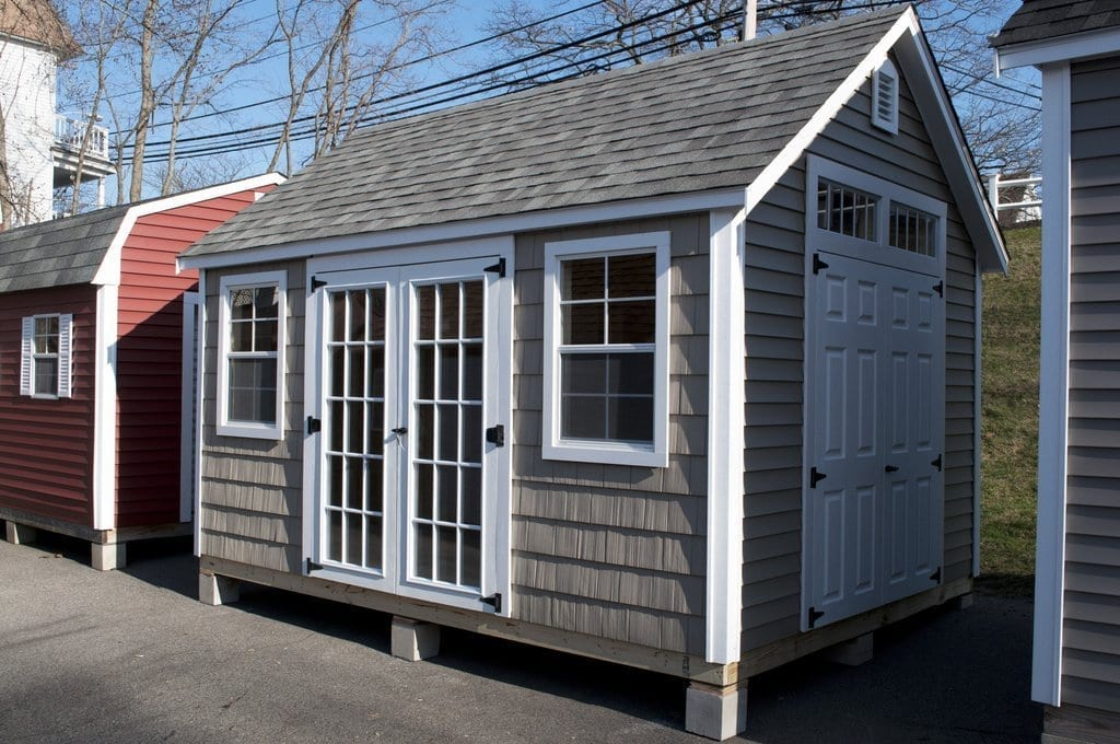 Shed Builders North of Boston MA
