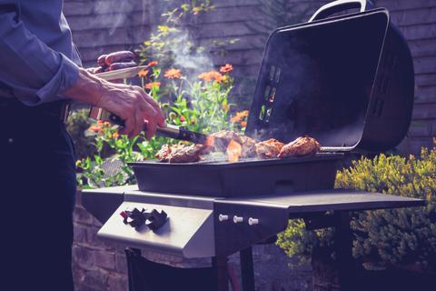 Barbecue Pavilion & Pergola Ideas
