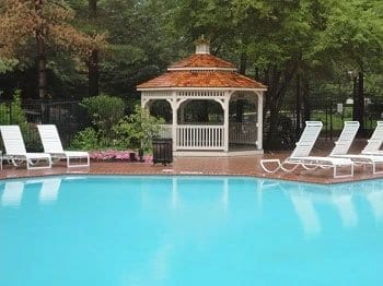 Custom Built Pool Gazebos New England