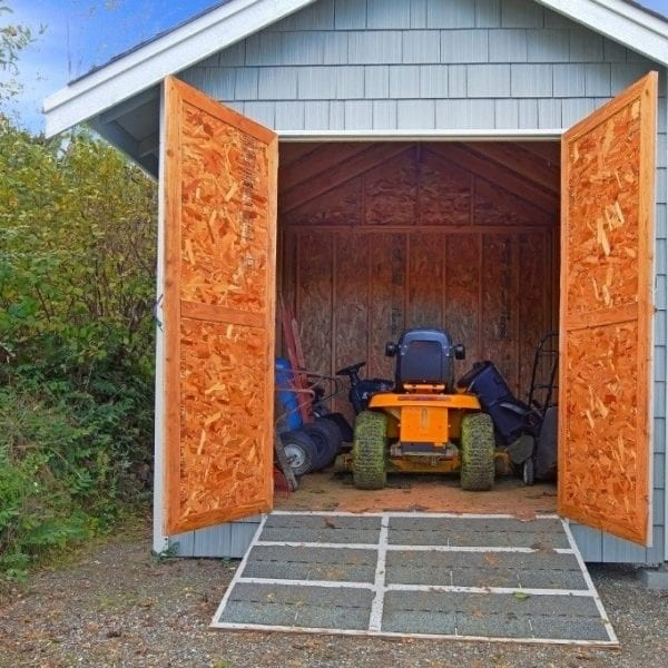 How to Organize Your Storage Shed in One Afternoon