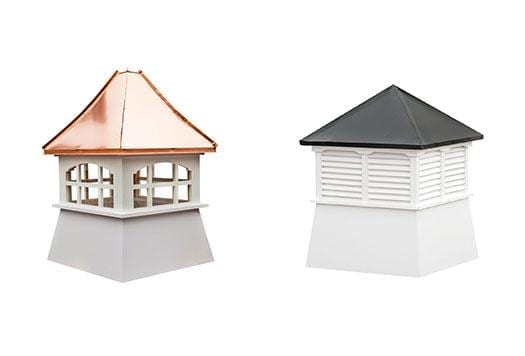 Build & Customize Cupolas Online