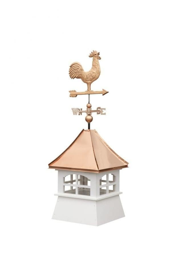 Traditional New England Style Shed & Garage Cupolas