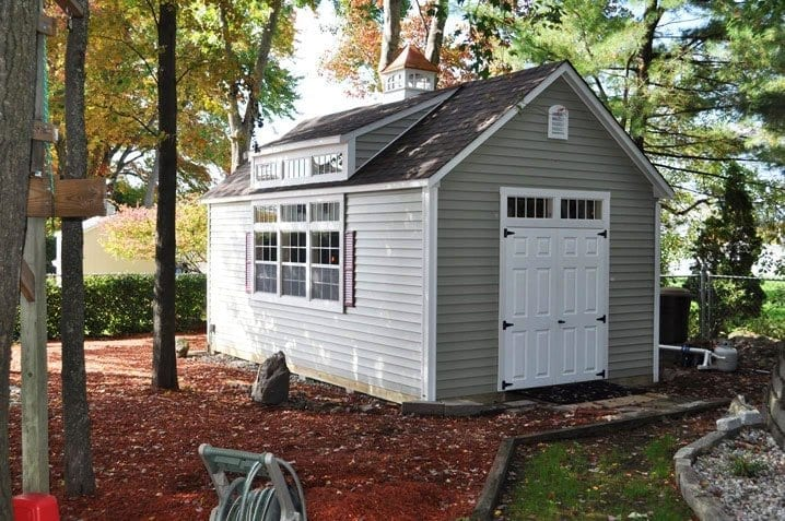 Plan Your New Shed Construction