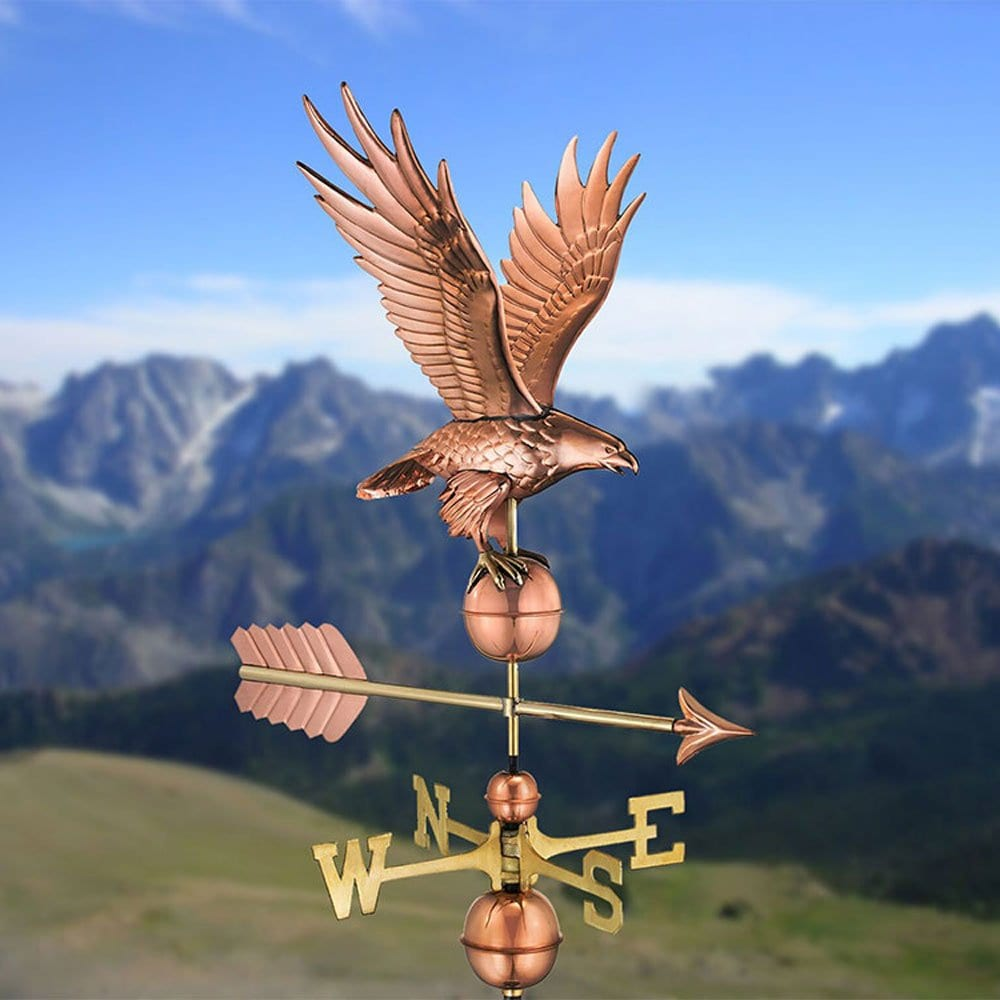 1970P Brass Weathervanes for Sale