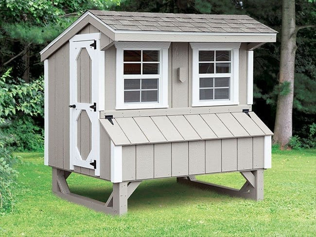 Custom Chicken Coop Builders in MA & NH