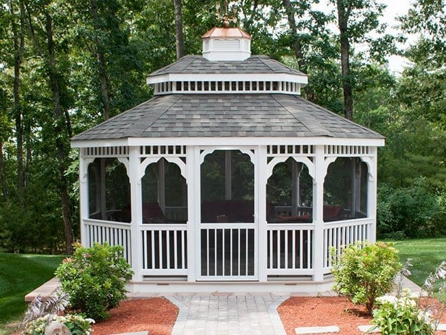 Custom Gazebos Builders MA NH