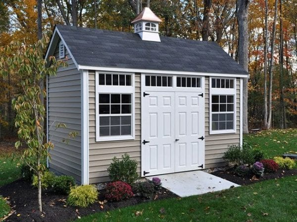 Custom Shed Builders MA NH