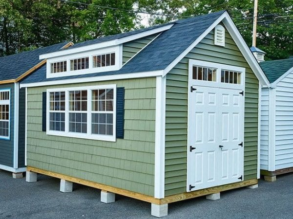 New England Outdoor Sheds & Gazebos Display Sale!