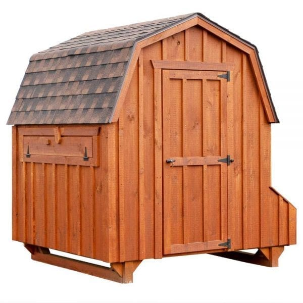 Hip Roof Chicken Coops MA NH