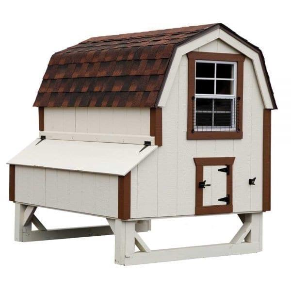 Custom Built Dutch Chicken Coops