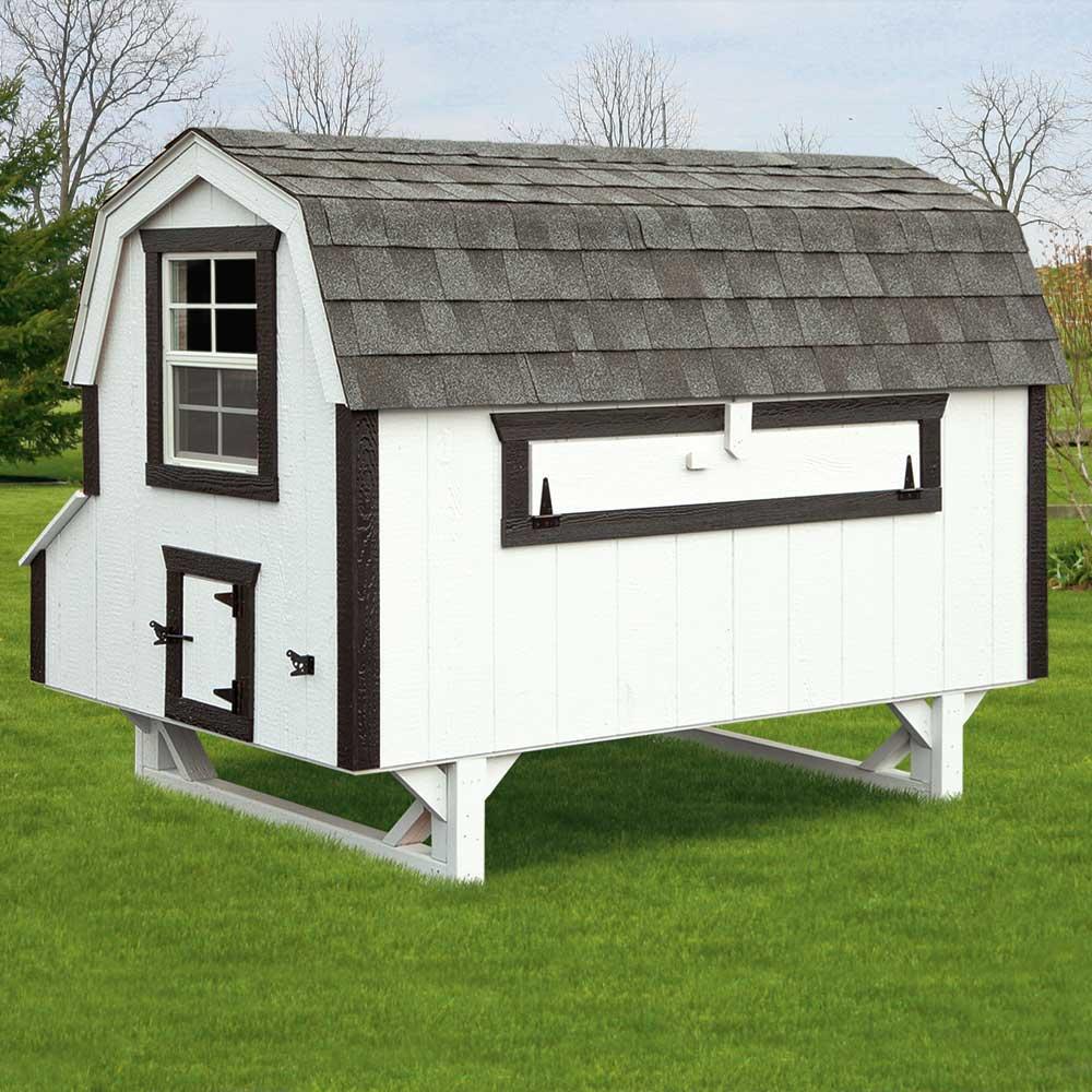 Wooden Chicken Coop Builders MA