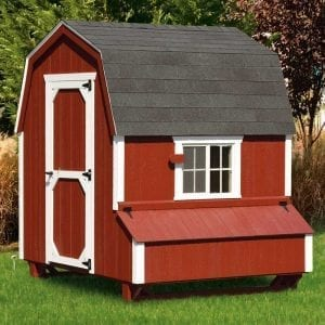 Barn Style Chicken Coops NH MA