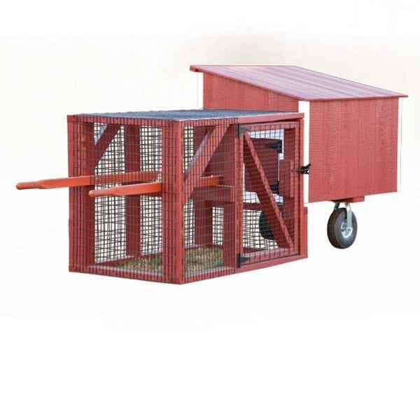 Wheelbarrow chicken coop builders ma nh