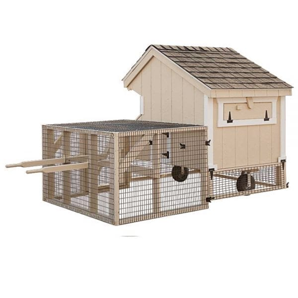 Wheeled Chicken Coops for Sale MA NH
