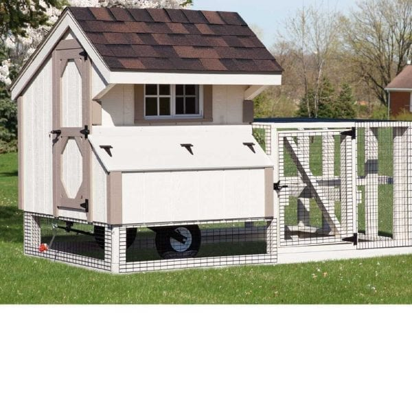 Wood Chicken Coops for Sale MA NH
