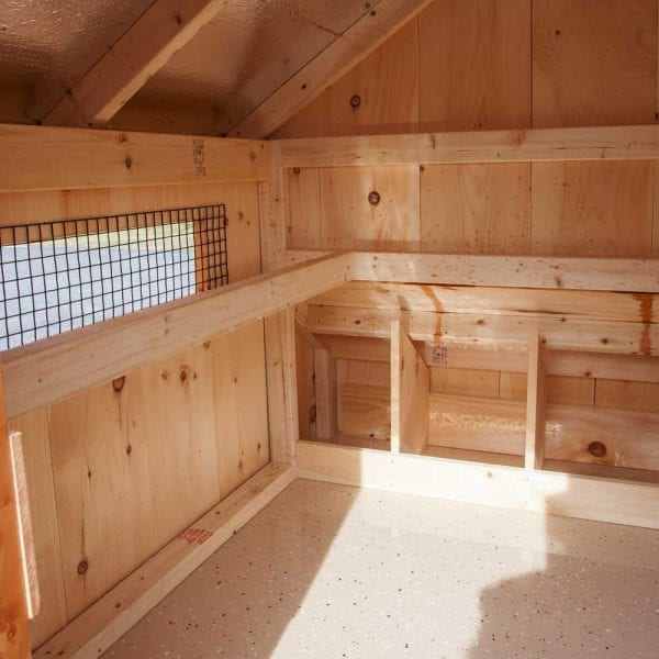 Premade Chicken Coops Boston