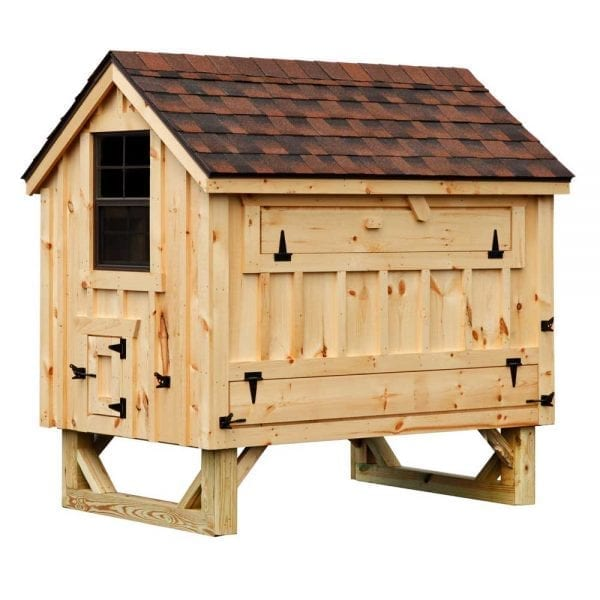 Custom Built Chicken Coops for Sale