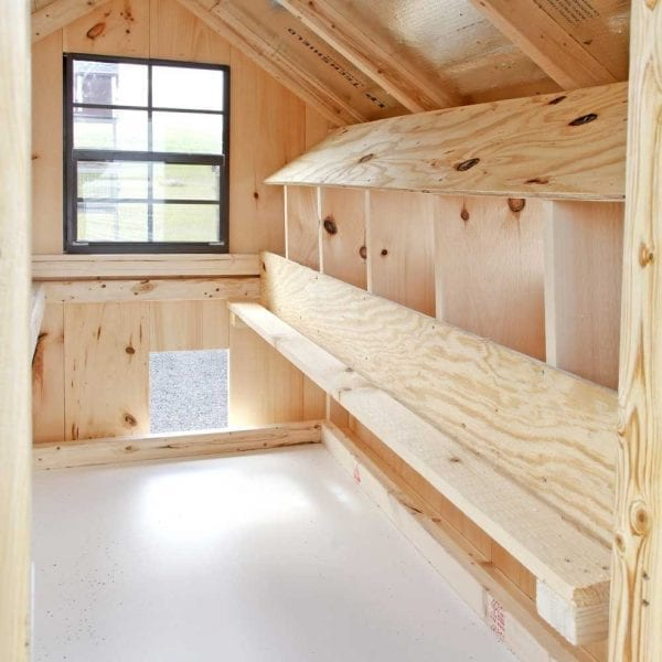 Pre-Built Chicken Coops MA NH