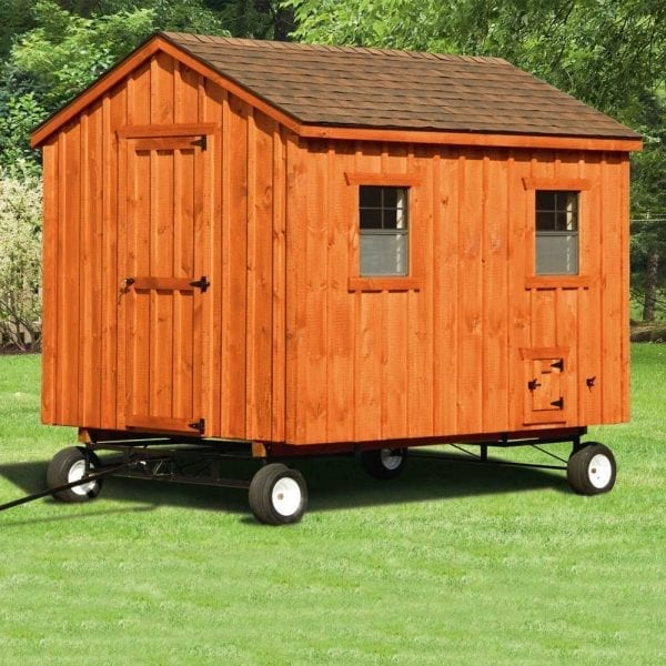 Chicken Coops on Wheels MA NH
