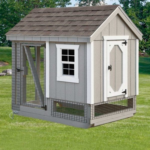 Traditional Chicken Coops for Sale MA NH