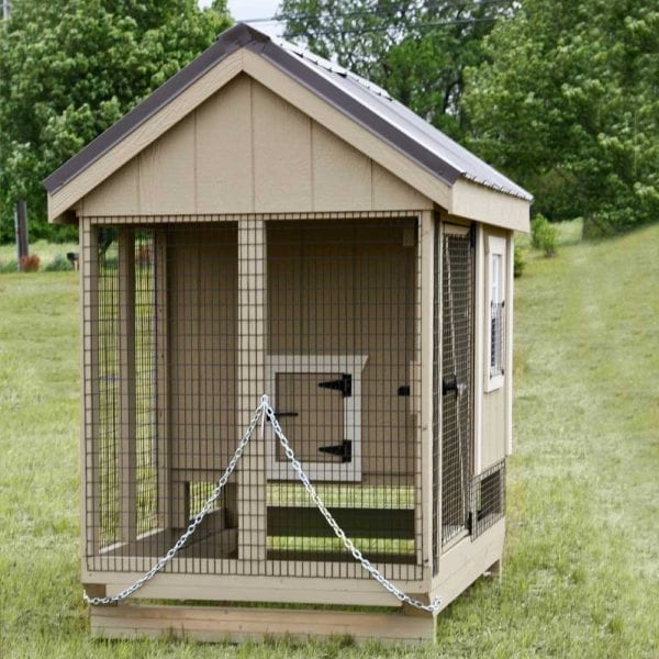 Durable Chicken Coops Made to Order in MA NH