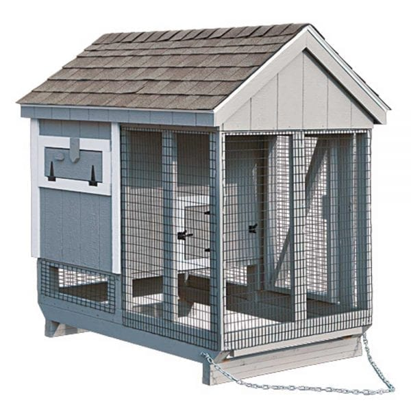 Custom 4x6 Chicken Coop Builders MA NH