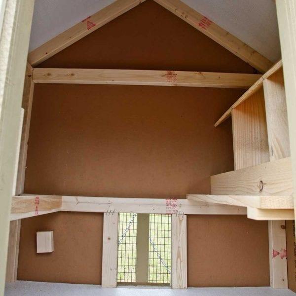 Custom Chicken Coop Builders New England