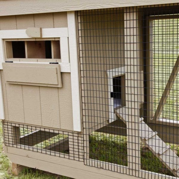 Wooden Chicken Coops for Sale MA NH