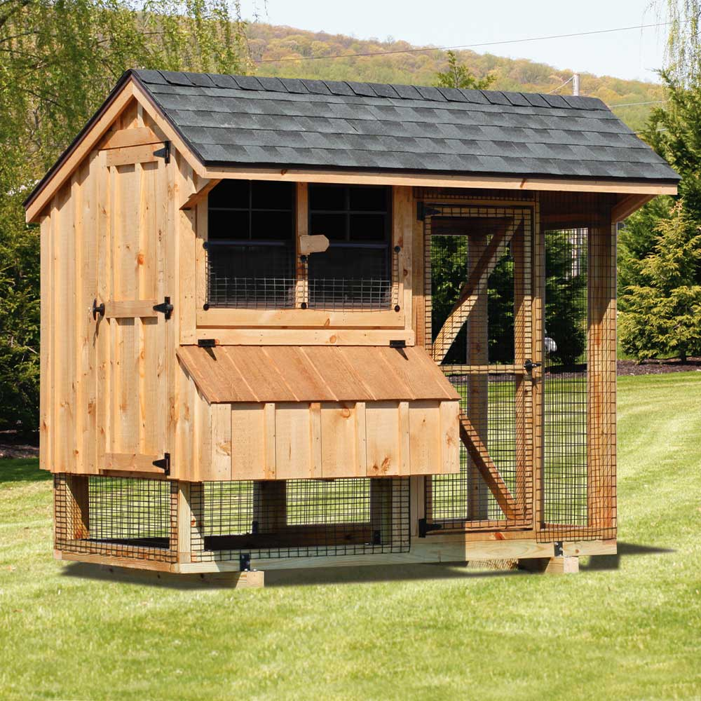 Custom Coop Builders MA NH