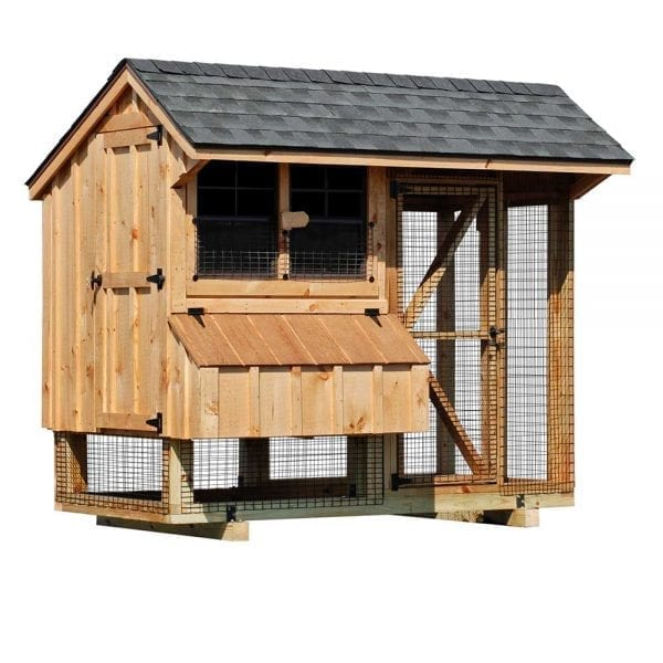 Custom Chicken Coop Builders NH