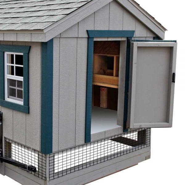 Custom Coop Builders NE NH MA