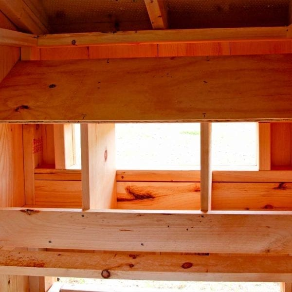 Wood Framed Chicken Coops MA NH