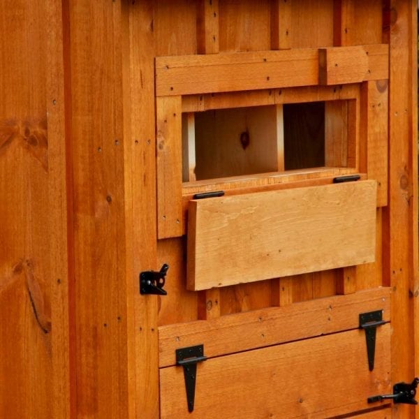 Wood Chicken Coop Builders MA